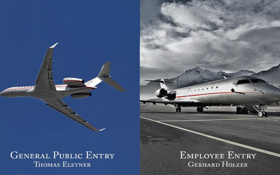 VistaJet Planespotter 2014 | first round winners