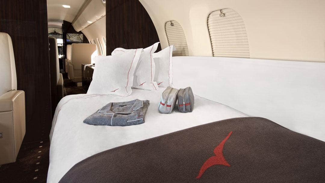 挑战者850公务机客舱内室-维思达公务机