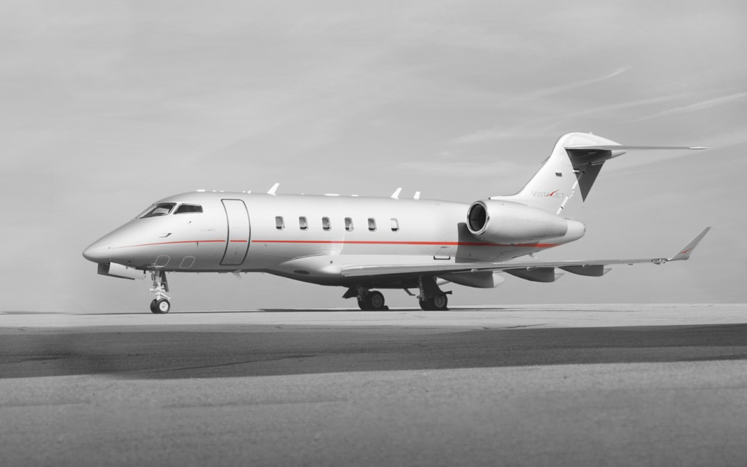 VistaJet planespotter 2014 | challenging you to get creative