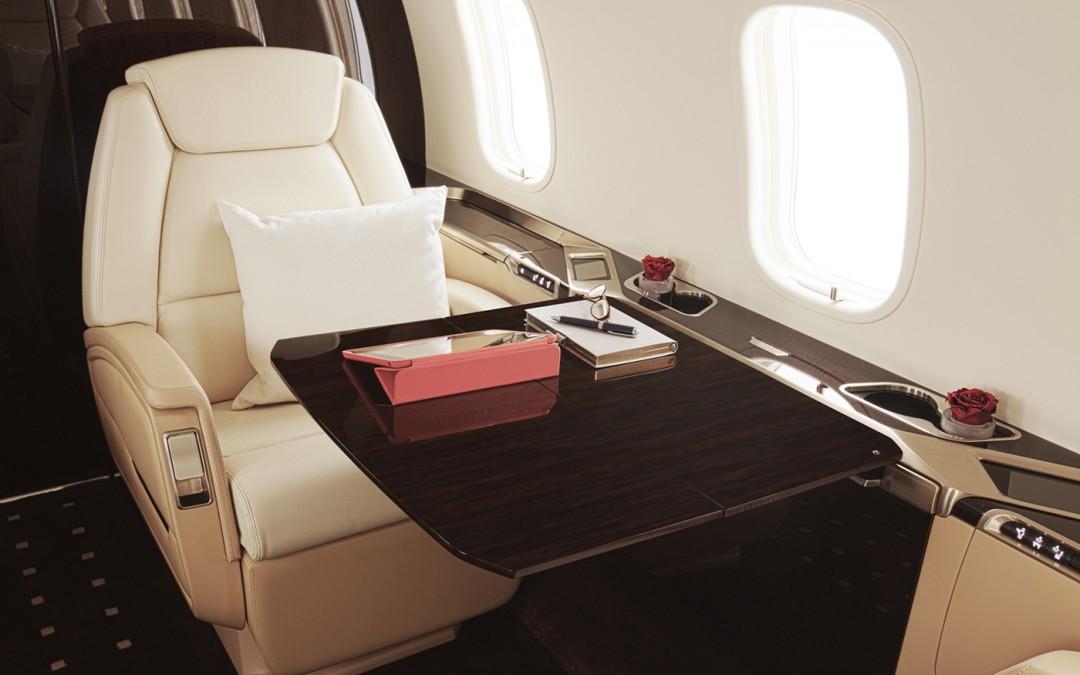 VistaJet ups the ante on in-flight entertainment