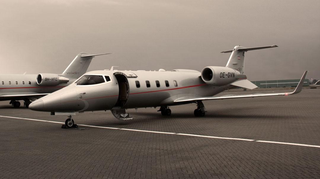 Celebrating eleven years of the VistaJet LearJet fleet