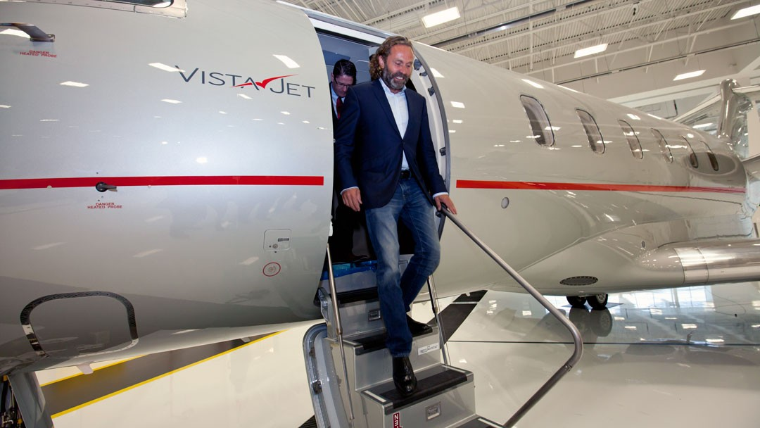 VistaJet Completes USD 300 Million Senior Unsecured Note Offering