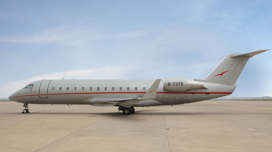 First Vistajet China Registered Aircraft Now In Country
