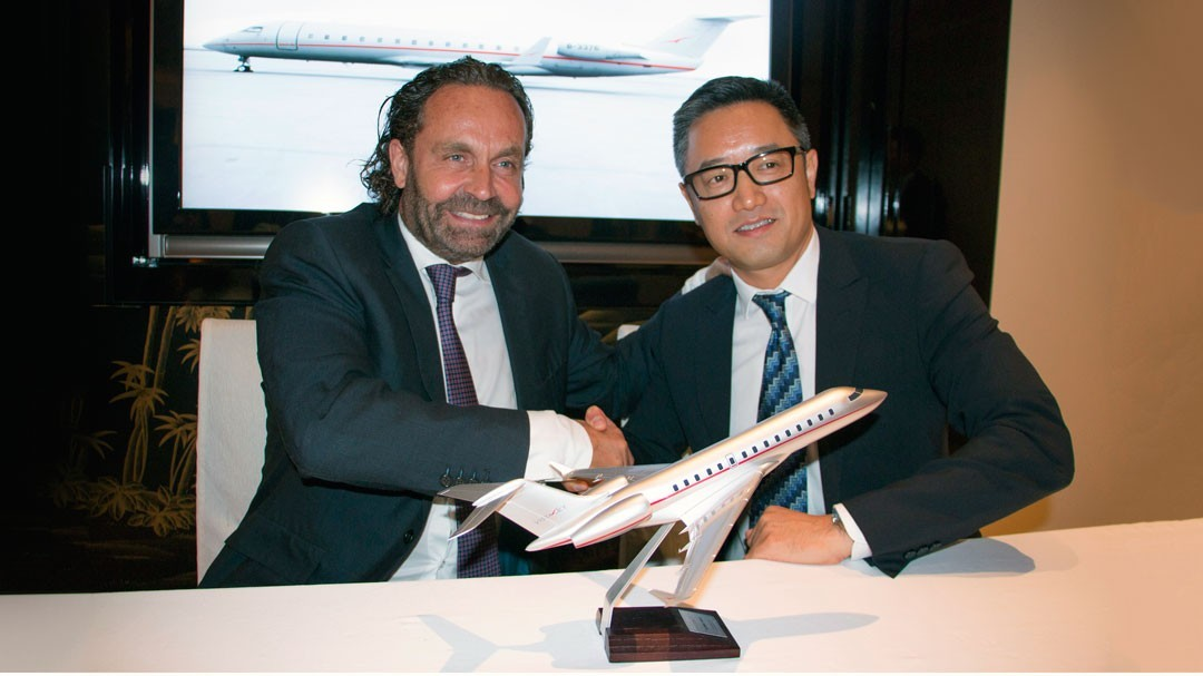 VistaJet and APEX Air team to Offer Domestic Flights in China