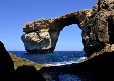 VistaJet Malta | Azure Window