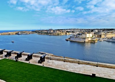 VistaJet Malta | Grand Harbour Valletta