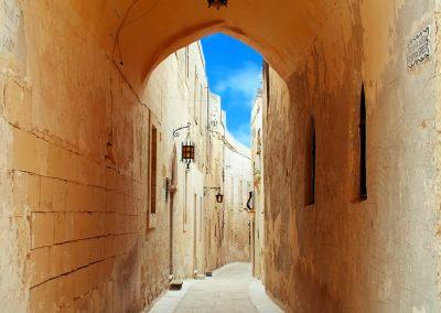 VistaJet Malta | Mdina Archway