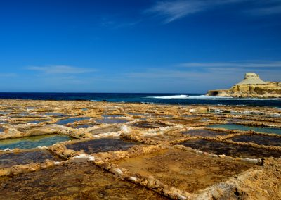 VistaJet Malta | Salines Xwejni Bay