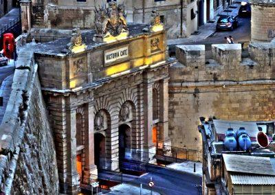 VistaJet Malta | Victoria Gate