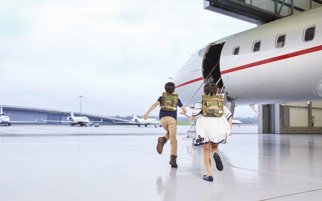 维思达公务机启动综合性儿童私人飞行计划