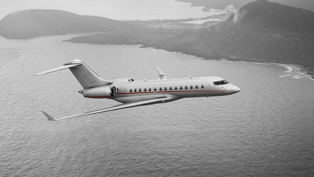 环球6000飞机-维思达公务机