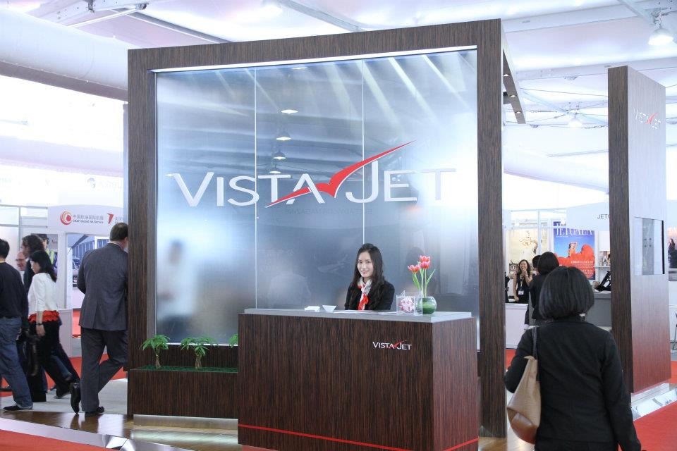 VistaJet to showcase long-range aircraft and industry-leading service at ABACE