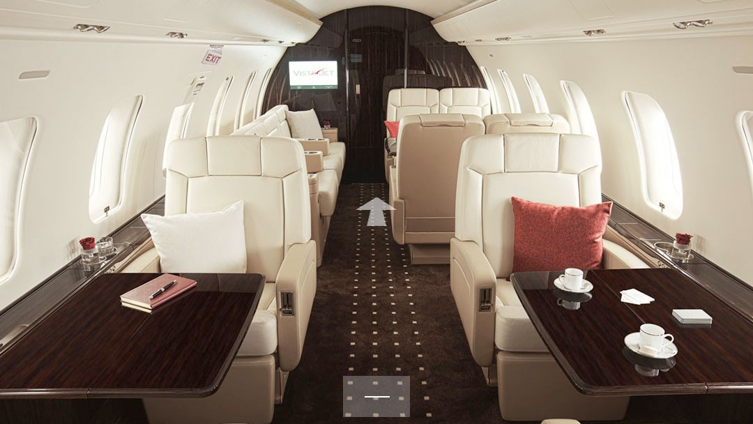 Explore the Challenger 605