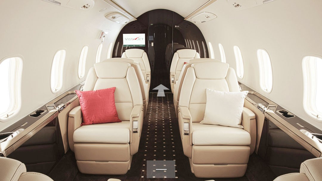 Explore the Challenger 350