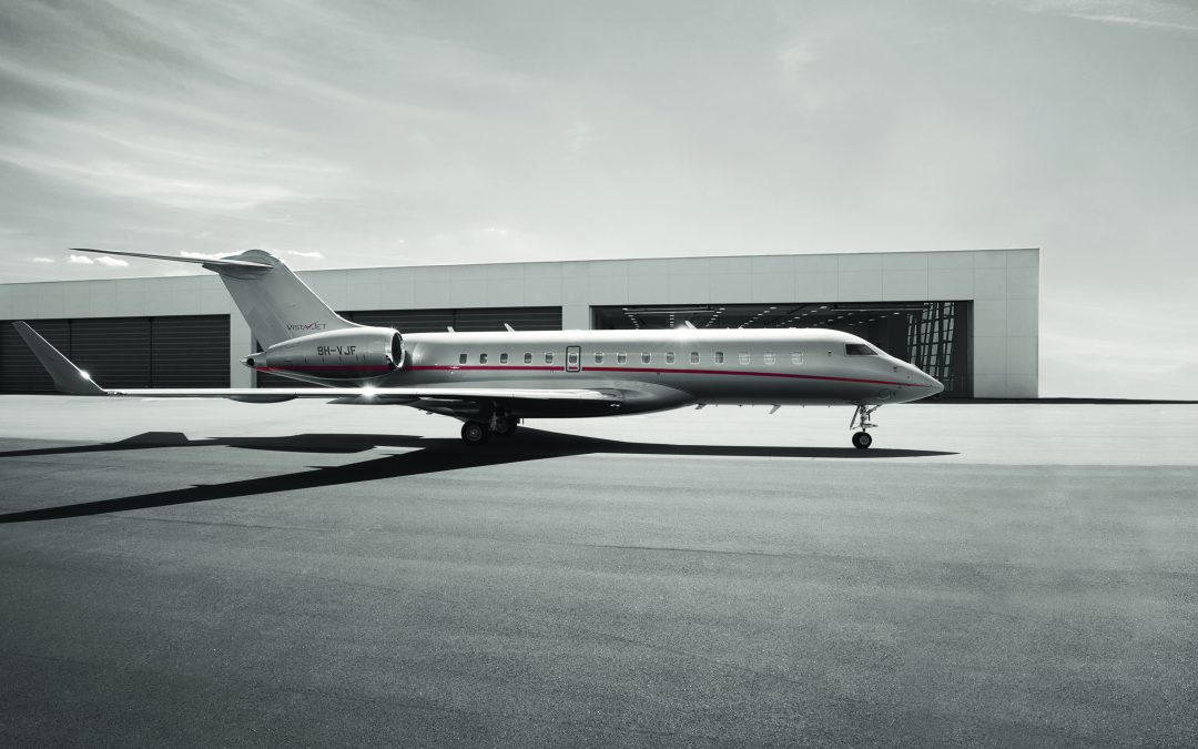 VistaJet Operates Record Number of Flights