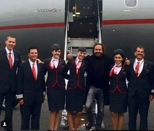 私人飞行-维思达公务机