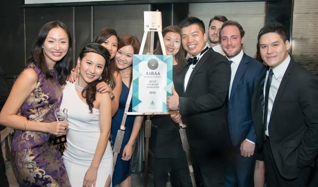 维思达公务机被提名2018亚洲商务航空领军奖