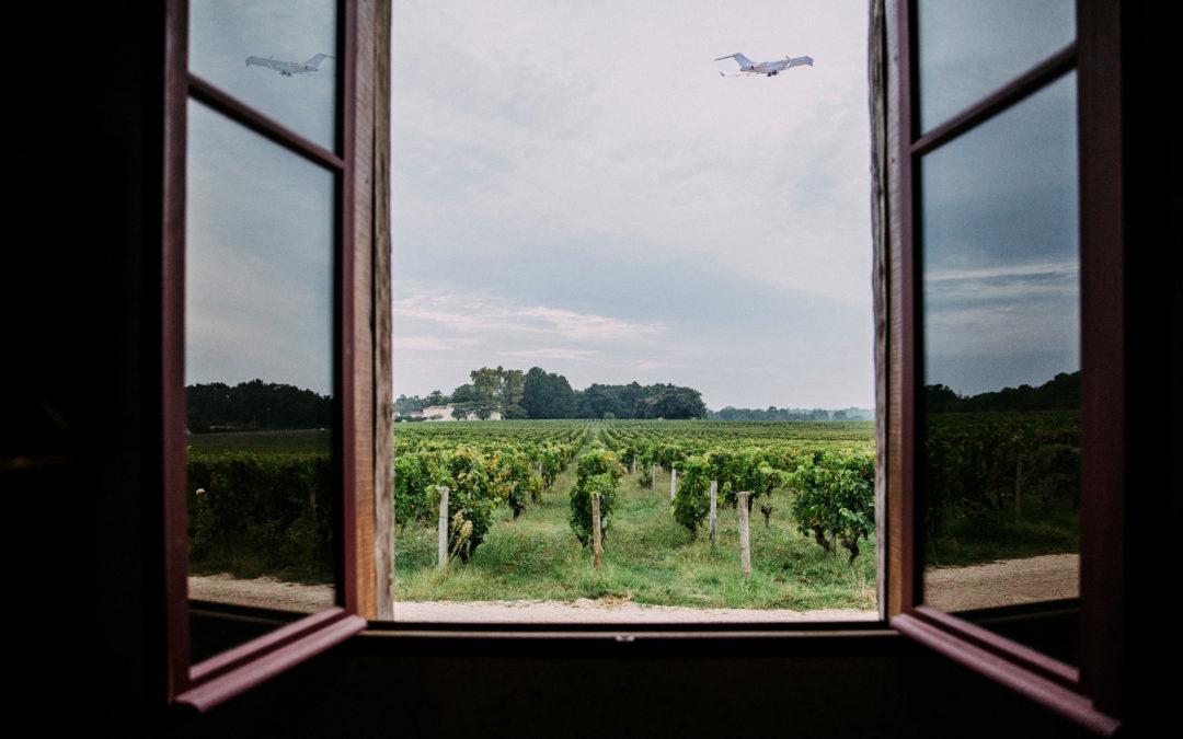 维思达公务机推出首个全球空中葡萄酒品鉴体验