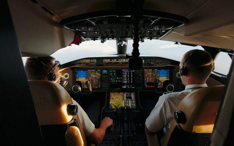 VistaJet Advances Business Aviation Flight Safety