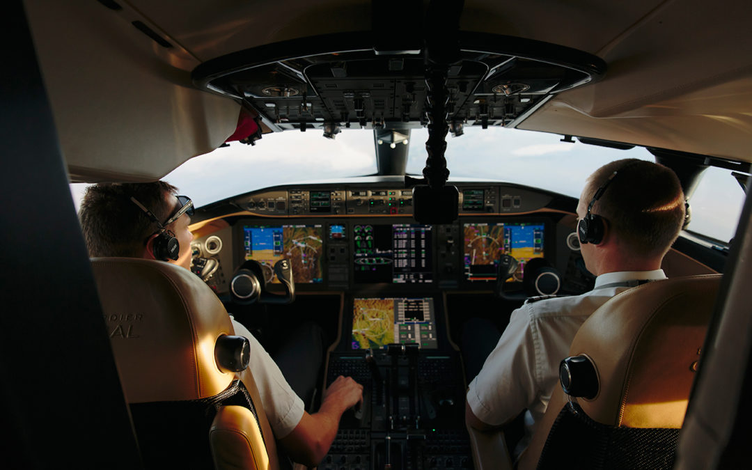 VistaJet Advances Business Aviation Flight Safety
