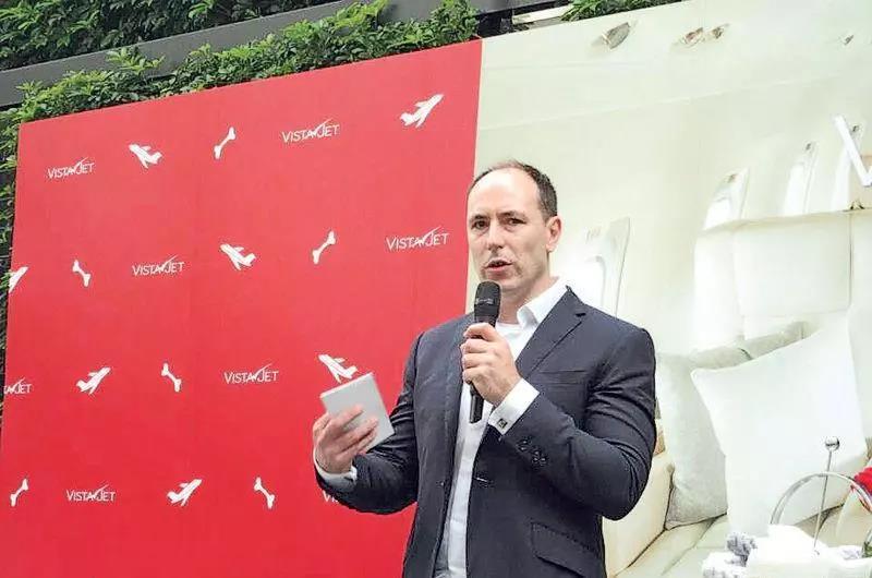 亚洲市场潜力- 维思达公务机