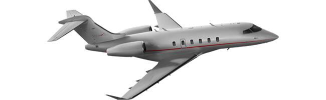 挑战者350飞机- 维思达公务机