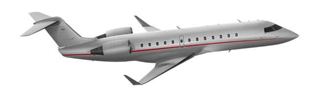 挑战者850飞机- 维思达公务机