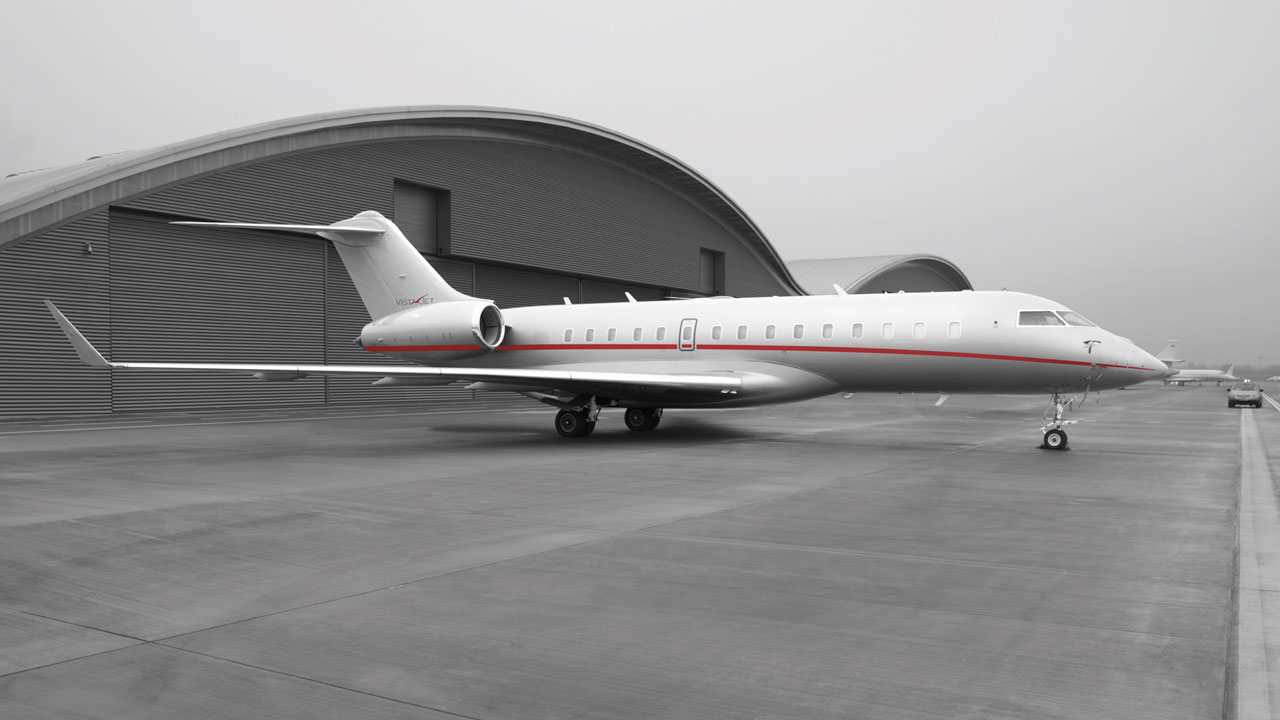 VistaJet flights up 21% in Europe