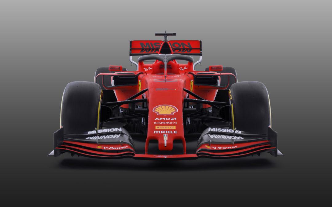 维思达公务机宣布与法拉利车队Scuderia Ferrari Mission Winnow于2019年世界一级方程式锦标赛合作