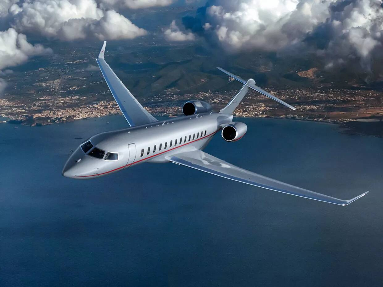 Introducing the<br/>Global 7500