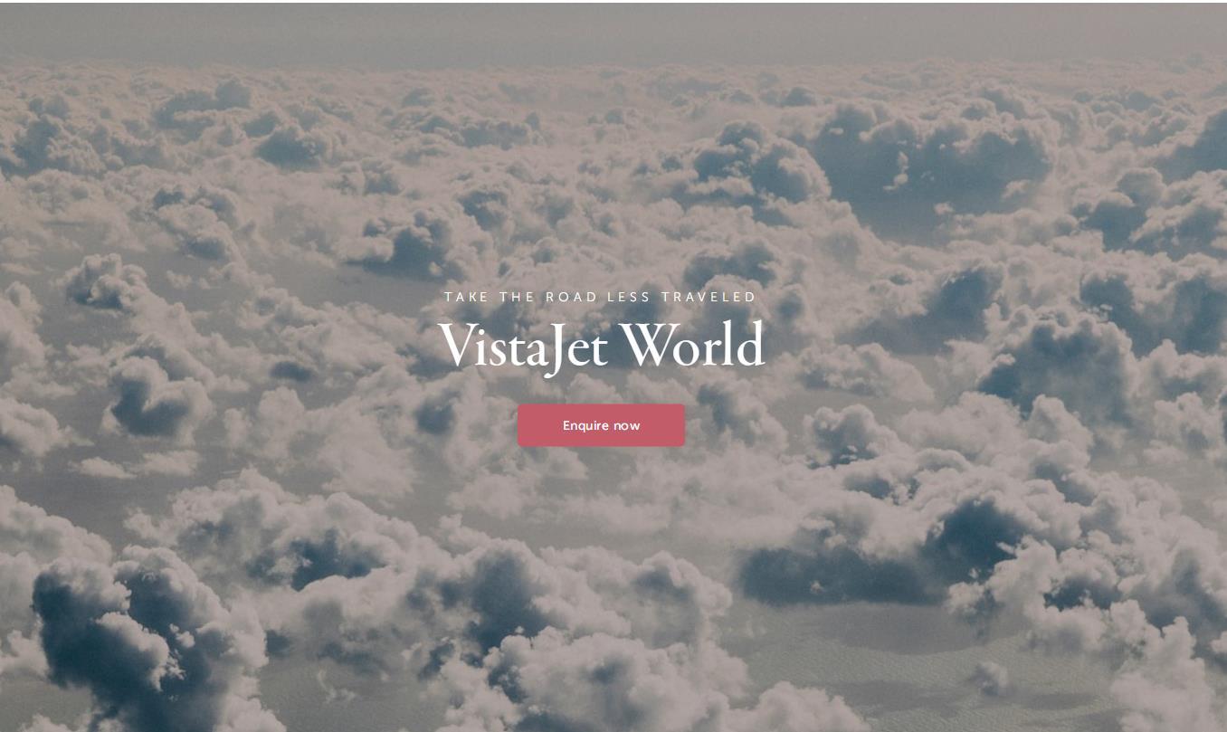 VistaJet World科学发现之旅——美国