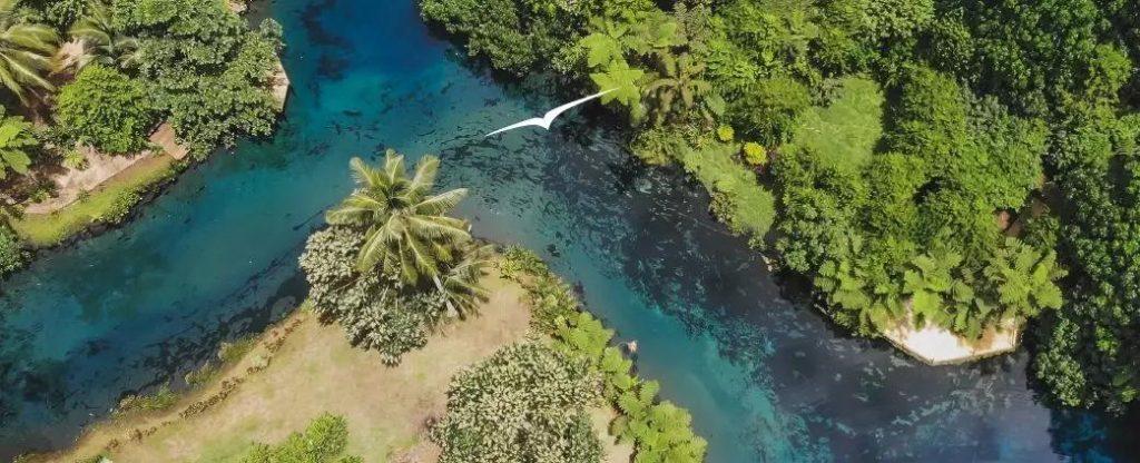 瓦努阿图- 维思达公务机