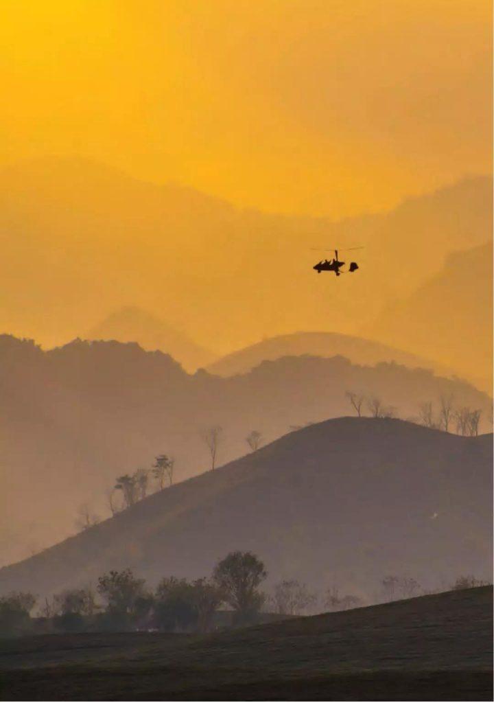环球飞行-南非04- 维思达公务机