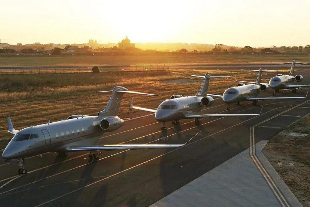 疫情下公务航空2 - 维思达公务机