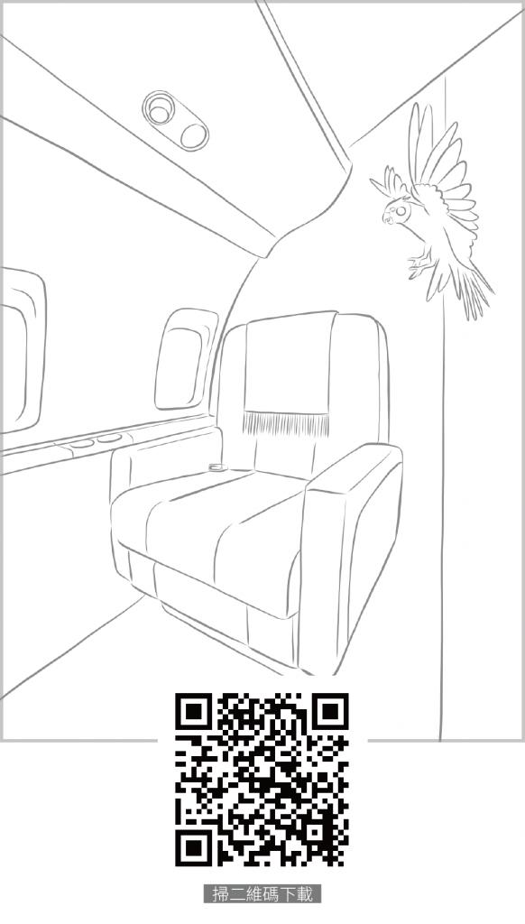 亲子私人飞行05- 维思达公务机
