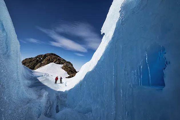 飞到南极洲02- 维思达公务机