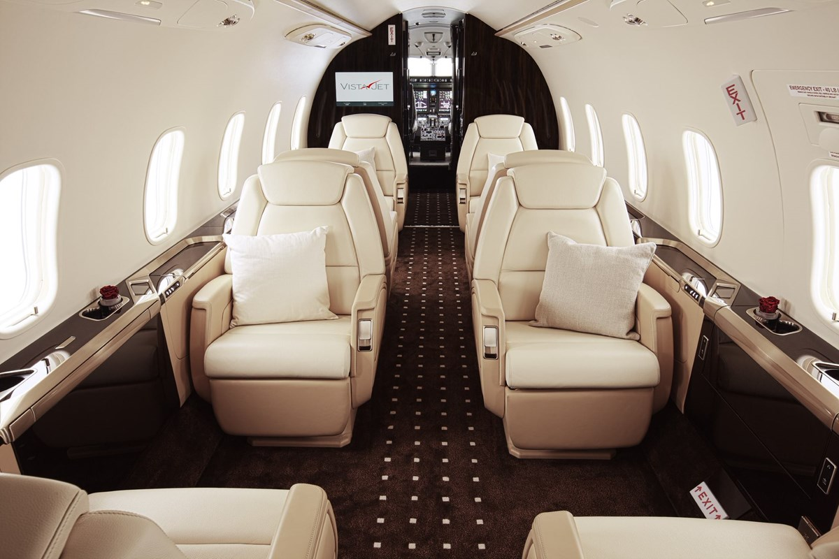 Private Jet Programs & Experience