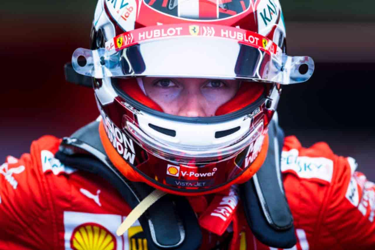 VistaJet, official supplier to Scuderia Ferrari