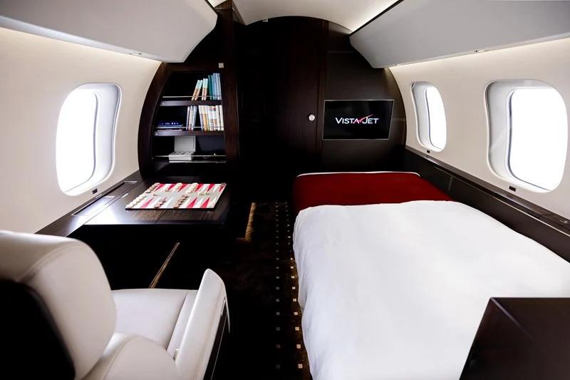 VistaJet Private World